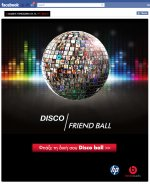 Hewlett-Packard: Disco Friend Ball